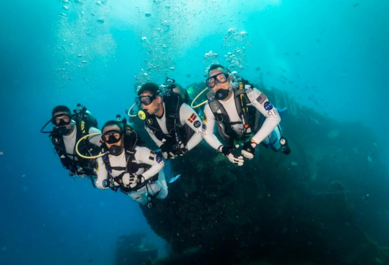 neemo undersea mission photography by mark widick